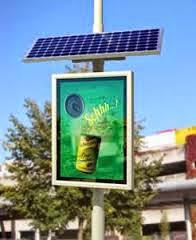 Solarmicperu 187 Paneles Publicitarios Solares