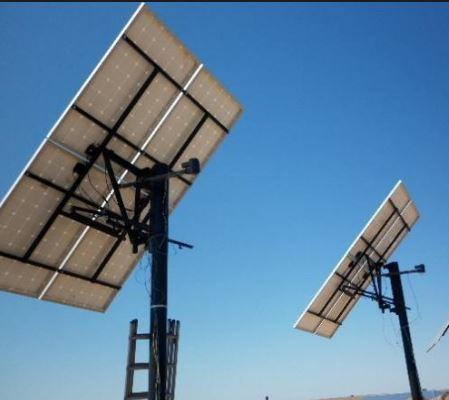 Solarmicperu 187 Postes Y Accesorios